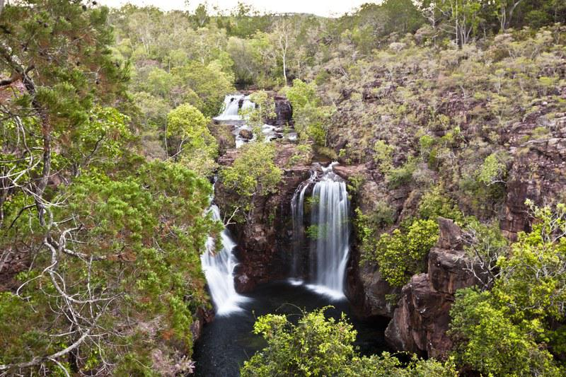 Petite cascade, Litchfield National Park