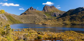 Cradle Mountain et Dove Lake