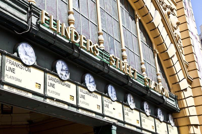 Flinders Station, Melbourne