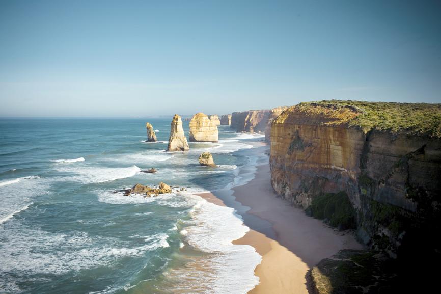 Great Ocean Road - les 12 Apôtres