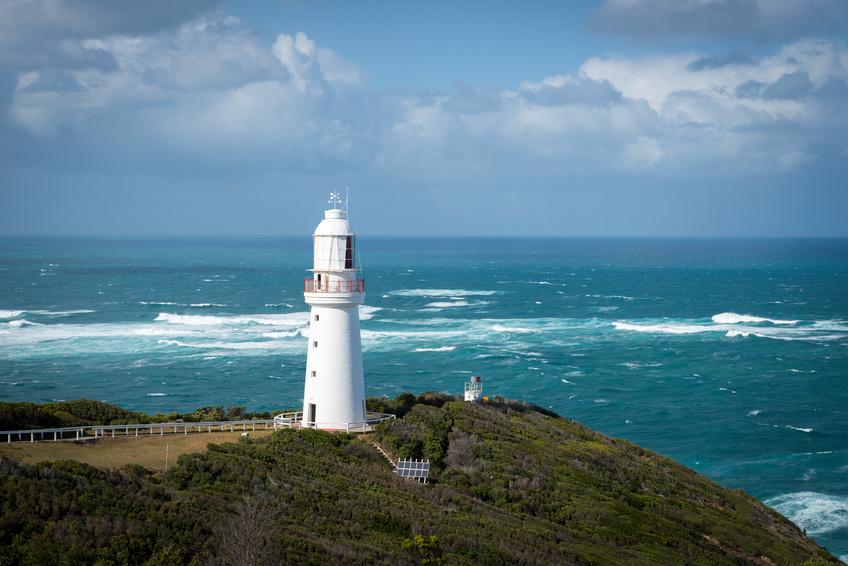 Great Ocean Road - Cape Otway
