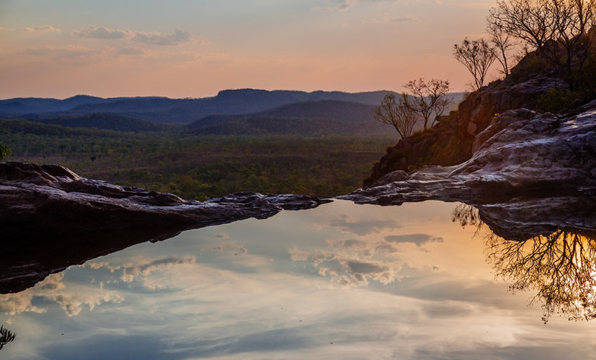 Gunlom - Kakadu National Park