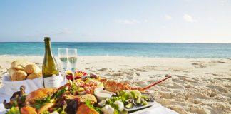 Un lieu privilégié pour un repas d'exception - Sandy Cay - Cairns