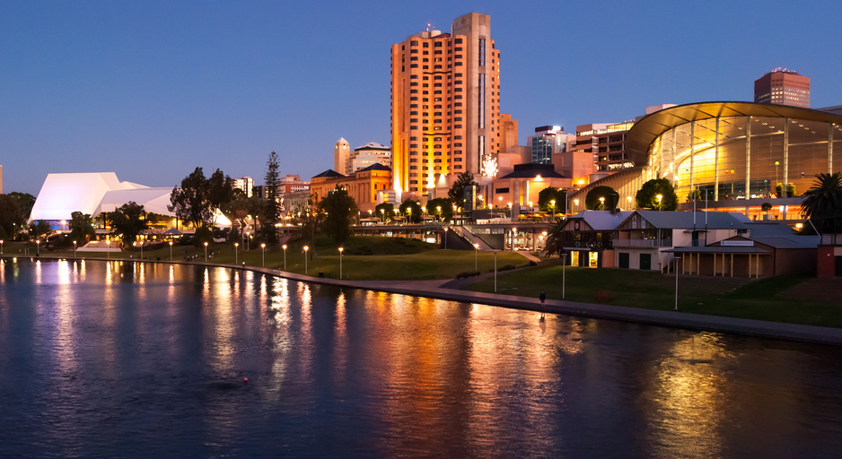 Adelaide -Capitale de l'Australie du sud