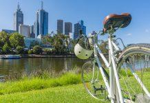 l'Australie en vélo