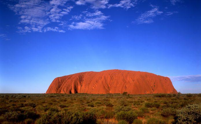 Ayers Rock - Uluru - Uluru National Park