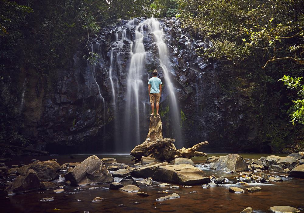 Ellinjaa Falls, Tropical North Queensland