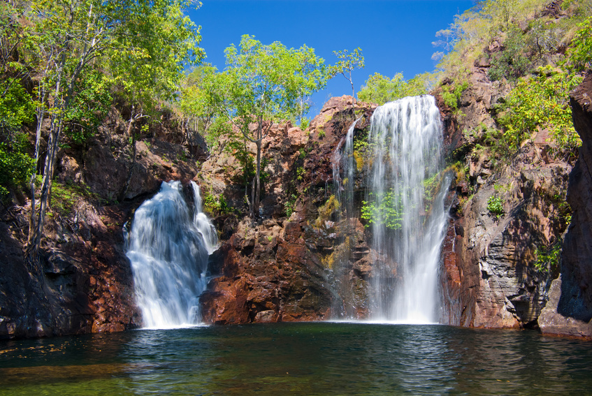 Florence Falls - Litchfield National Park,