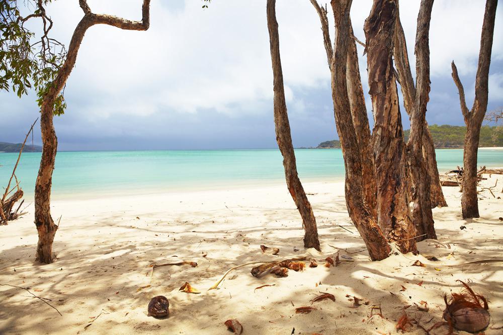 Great Keppel Island, plages d'eau turquoise et plongée sont les activités principales