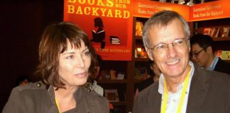Maureen et Tony Wheeler fondateur Lonely Planet