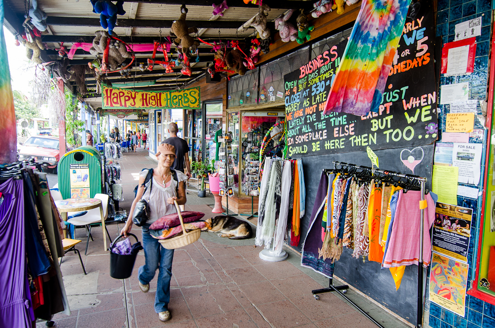 Nimbin, culture hippie et cannabis