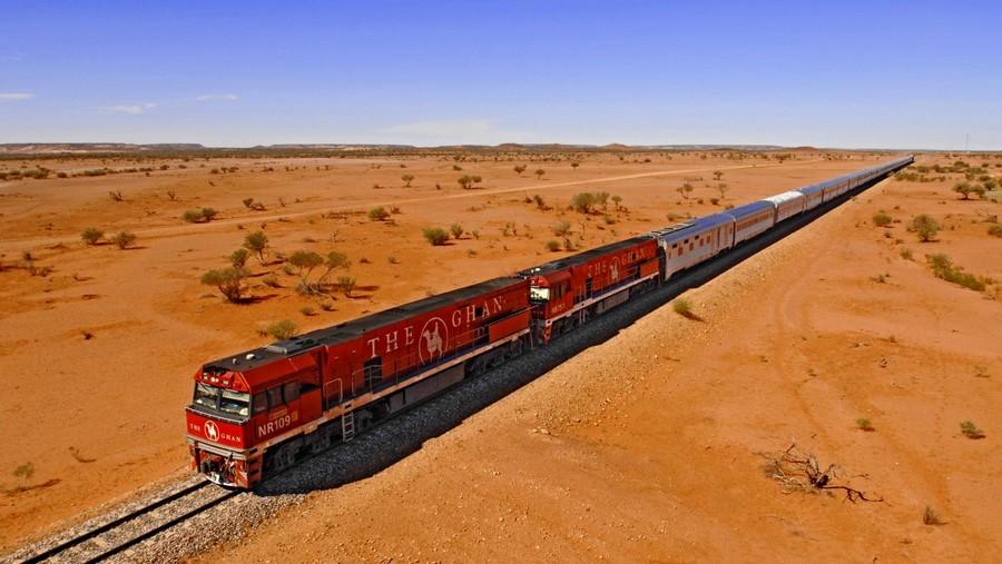 Un voyage de légende du nord au sud de l'Australie