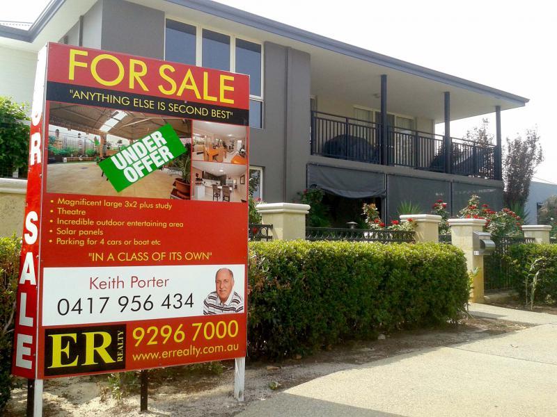 A l 39 assault de l 39 immobilier australien australia for Acheter une maison en australie