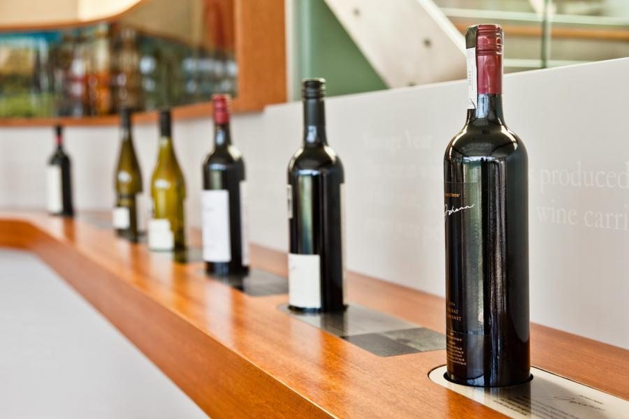 Rouges ou blancs, les vins australiens sont excellents.