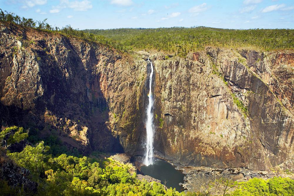 Wallaman Falls, Girringun National Park