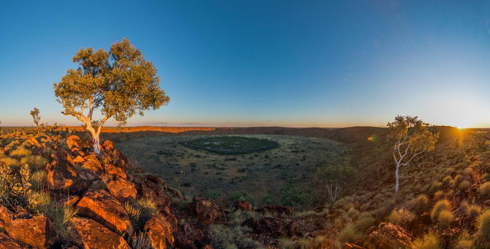 Wolfe Creek Crater - Western Australia