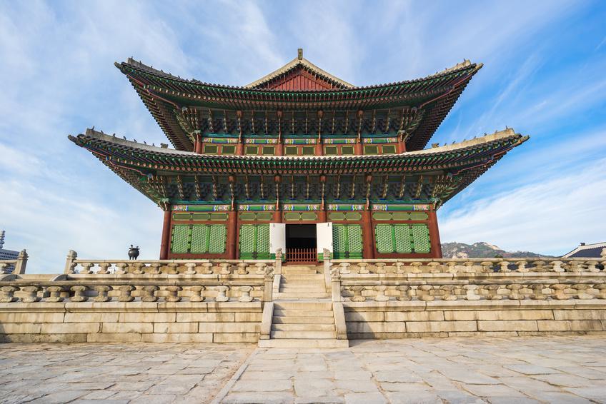 Gyeongbokgung - Palace -Séoul
