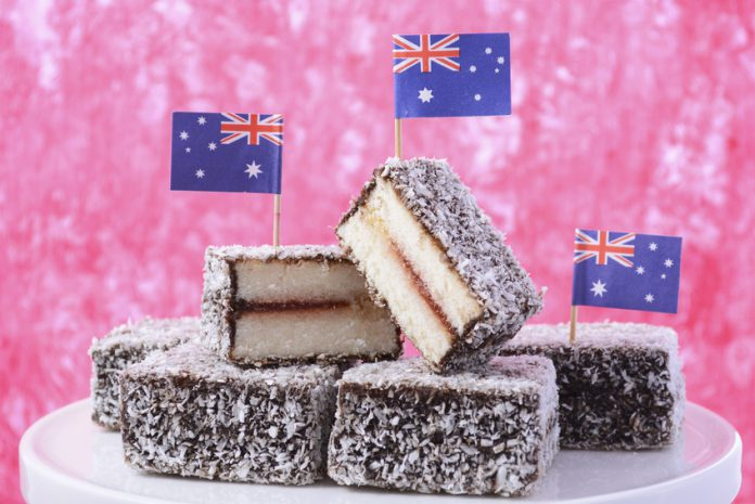 Lamington Cakes