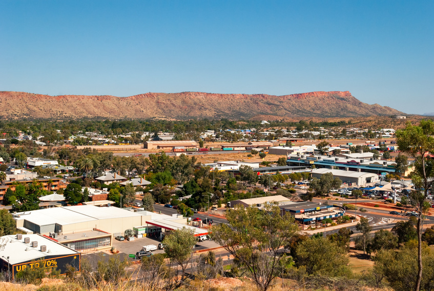 Alice Springs (Northern Territory Australia)