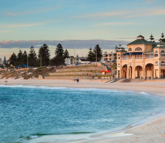 Cottesloe Beach Perth