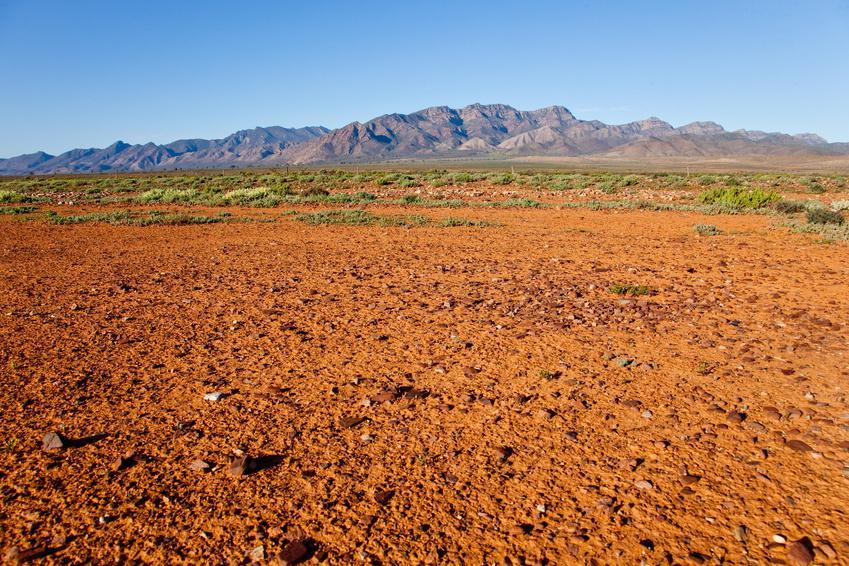 Wilpena Pound - Flinders Ranges