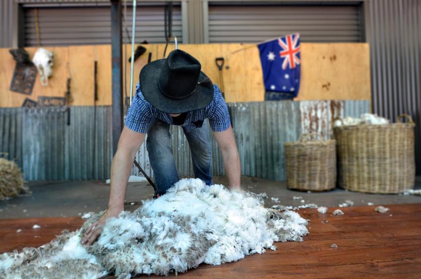 ferme australie