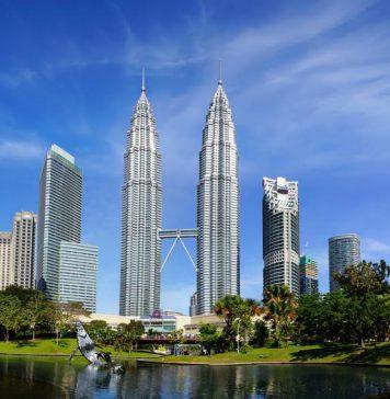 les Tour Petronas _kuala Lumpur