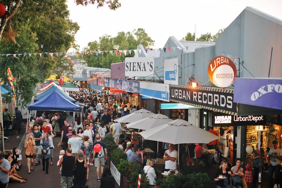 Le carnaval de Leederville photo : squirelad.com.au