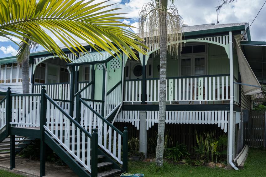Bed and Breakfast dans une maison typique du Queensland