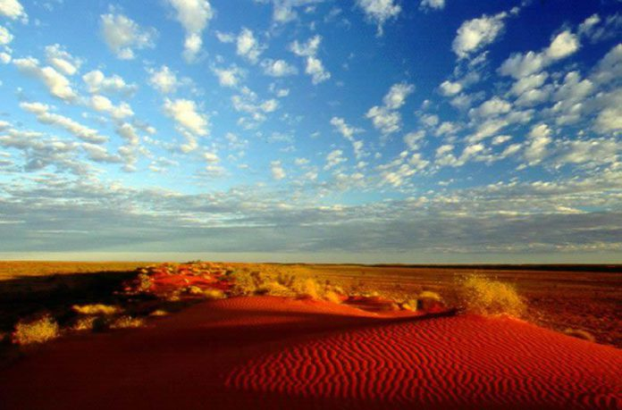 Outback Australie