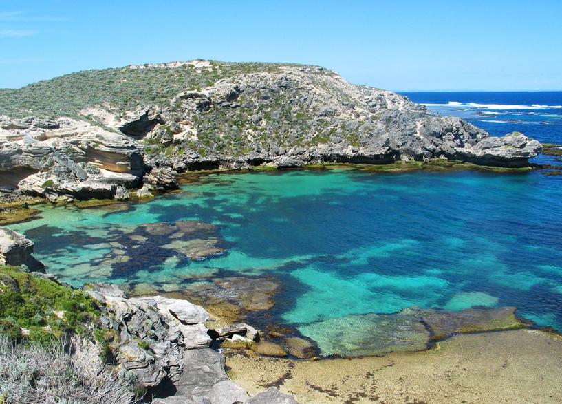Western End of Rottnest Island, Australia