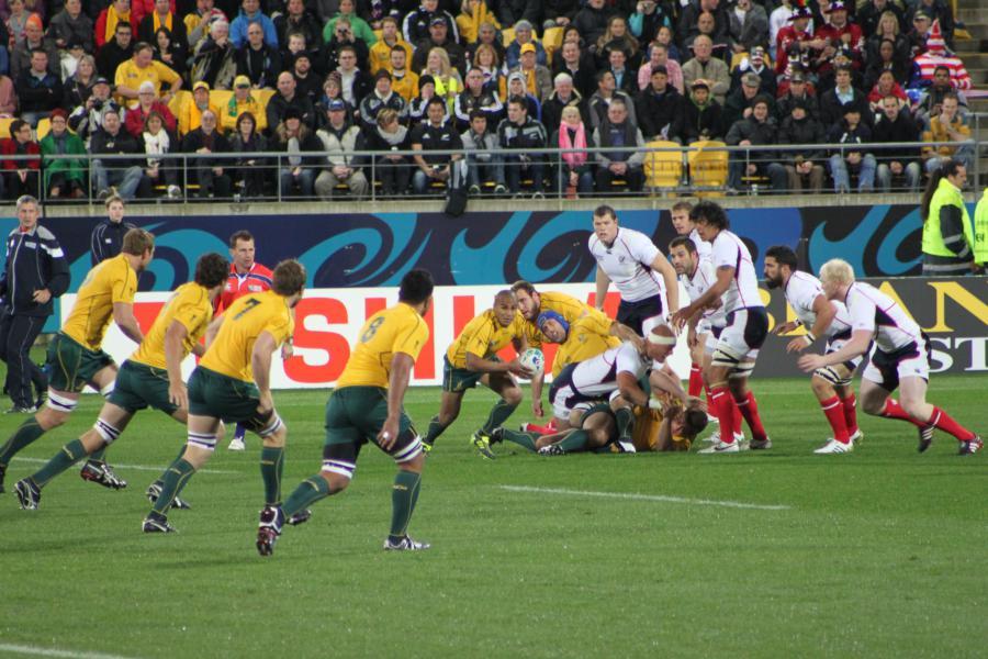 rugby australien
