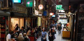 Melbourne street