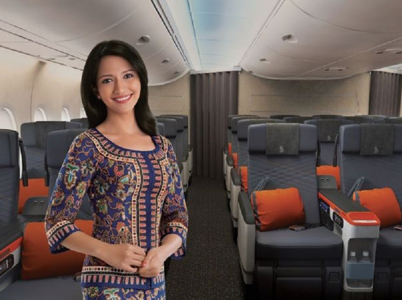 Photo -Copyright Singapore Airlines