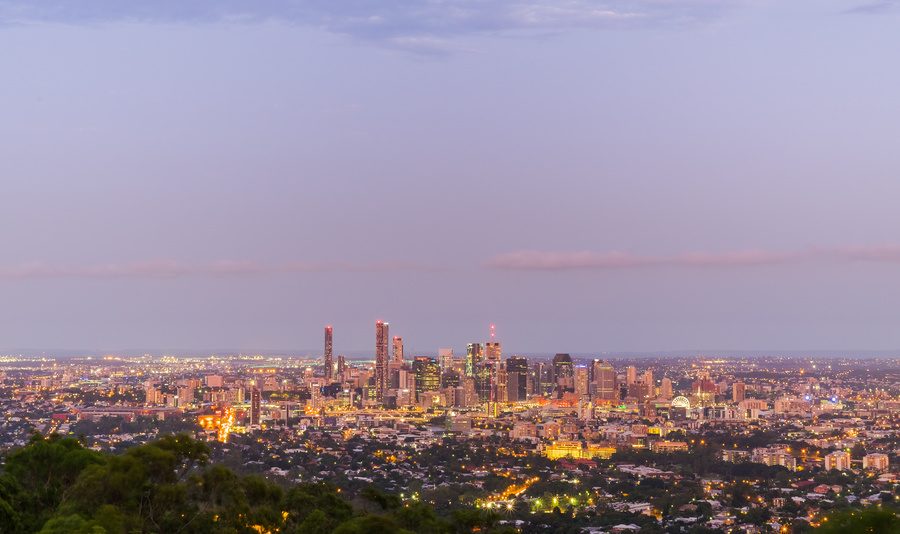 Brisbane, Australie