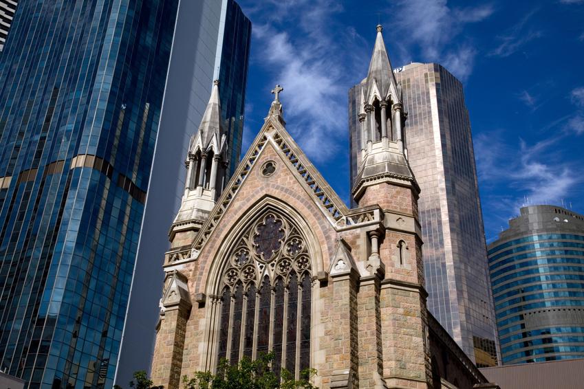 Eglise - Brisbane