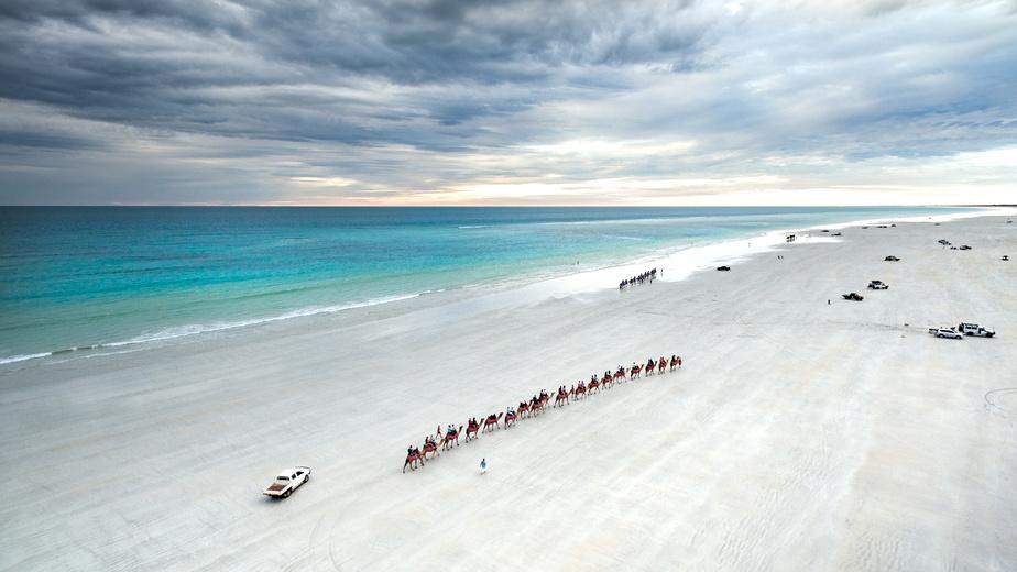 Cable Beach, Broome. Kimberley, Western Australia.