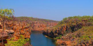 Katherine gorge Australie