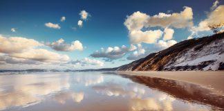 Rainbow Beach Queensland, Australie