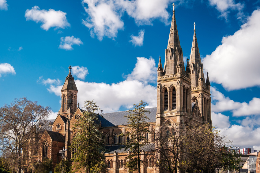 St. Peter's Cathedral -Adelaide - Australie