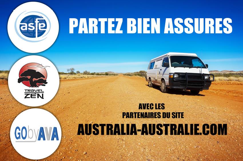 Assurances whv Australie