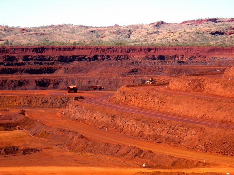 Mines en Australie