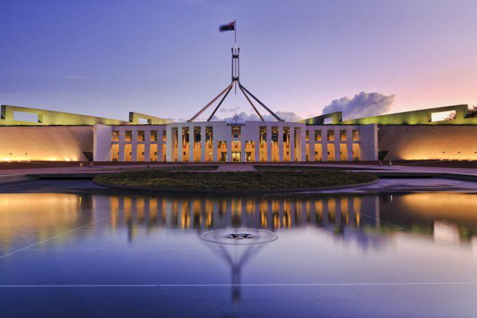 parlement australie