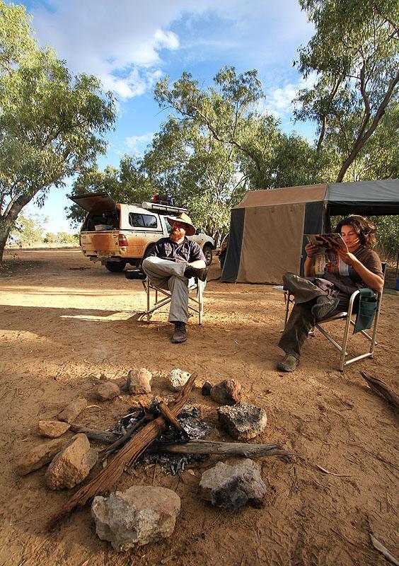 Voyager seul en Australie