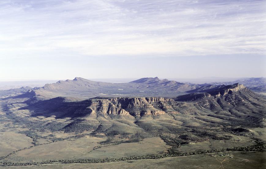 Flinders Ranges - Australie
