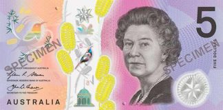 Billet Australien
