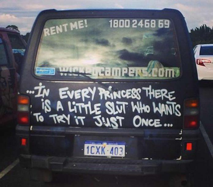 Vans Wicked Campers