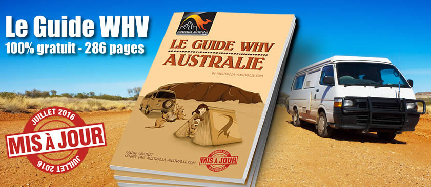 Guide whv du Backpacker en Australie