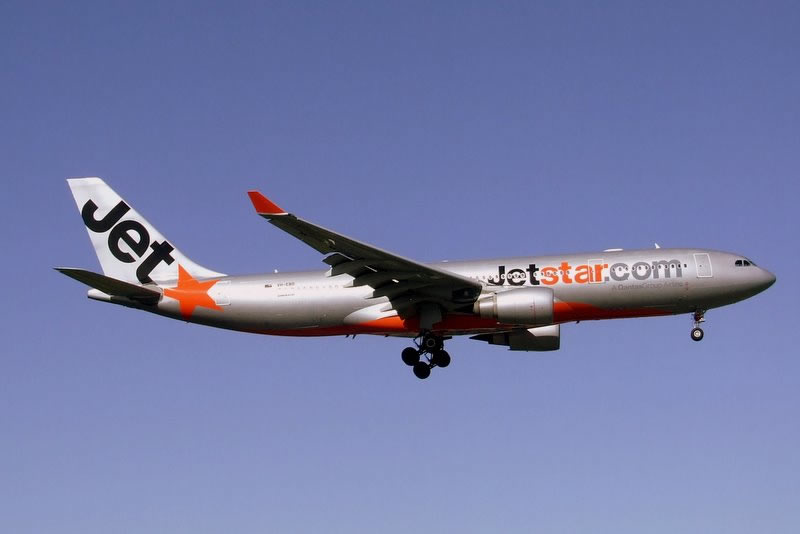 Transportation in Australia: Jetstar