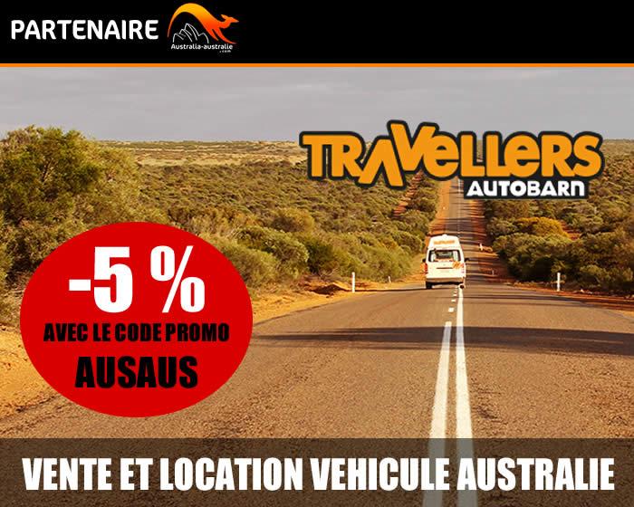 Location et vente véhicules Australie